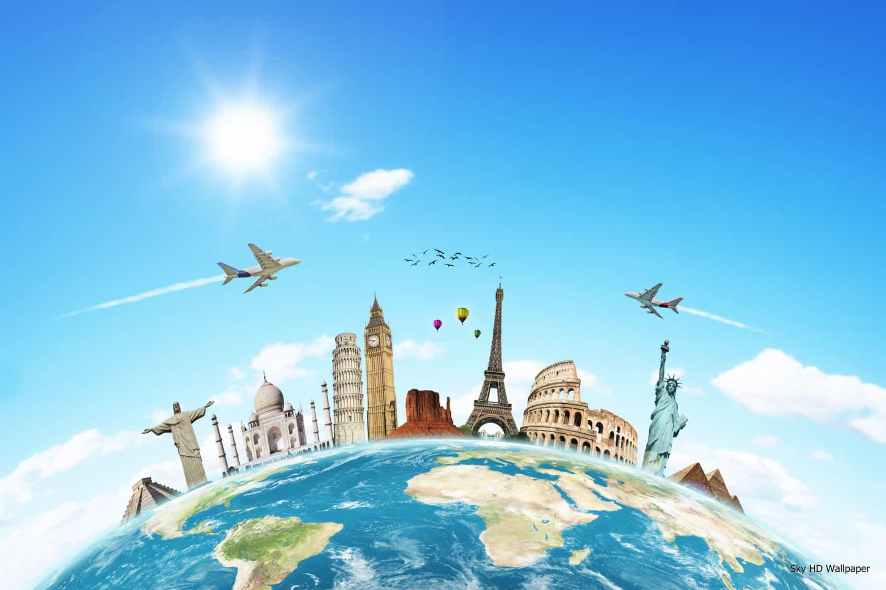 Travel-And-World-Image