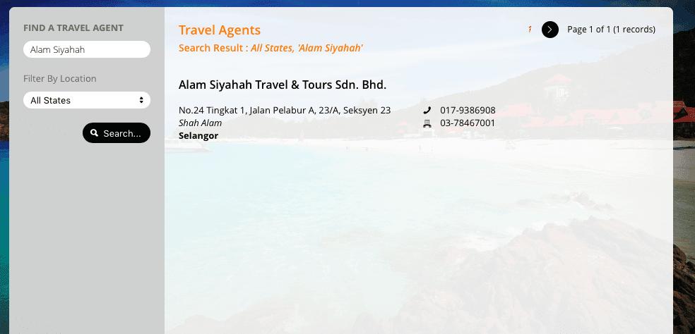 مكتب سياحية مرخص في ماليزيا  شركات سياحية مرخصة في ماليزيا  افضل شركة سياحة في ماليزيا