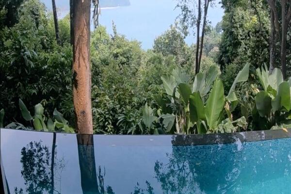 افضل فنادق لنكاوي مع مسبح خاص, فيلا امبونغ -2