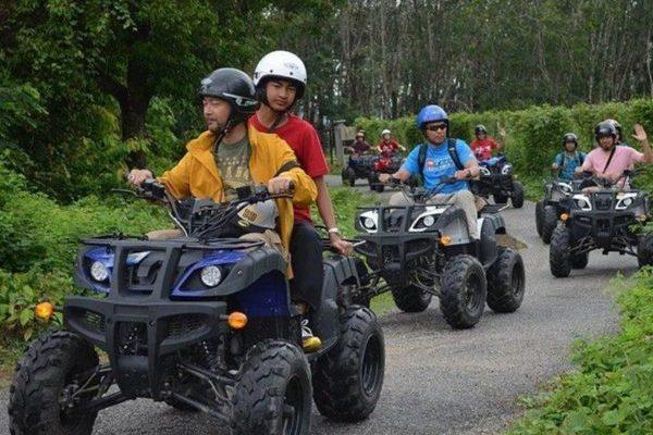 الاماكن السياحية في لنكاوي, ركوب الدبابات في لنكاوي