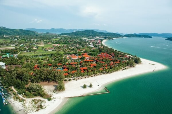 سفر ماليزيا - جزيرة لنكاوي شاطئ تشينانغ
