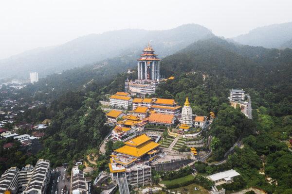 الاماكن السياحية في بينانغ, معبد كيك لوك سي