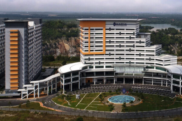 الدراسة في ماليزيا - جامعة ماسا - Mahsa university