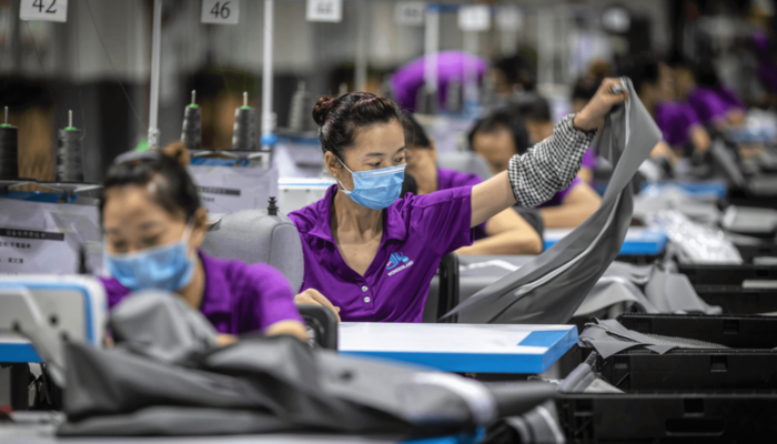 استيراد الملابس من فيتنام