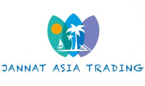 jannat asia trading logo wide