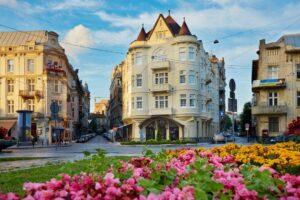 برنامج سياحي اوكرانيا فندق اطلس لفيف