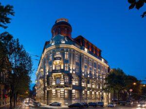 bank hotel lviv