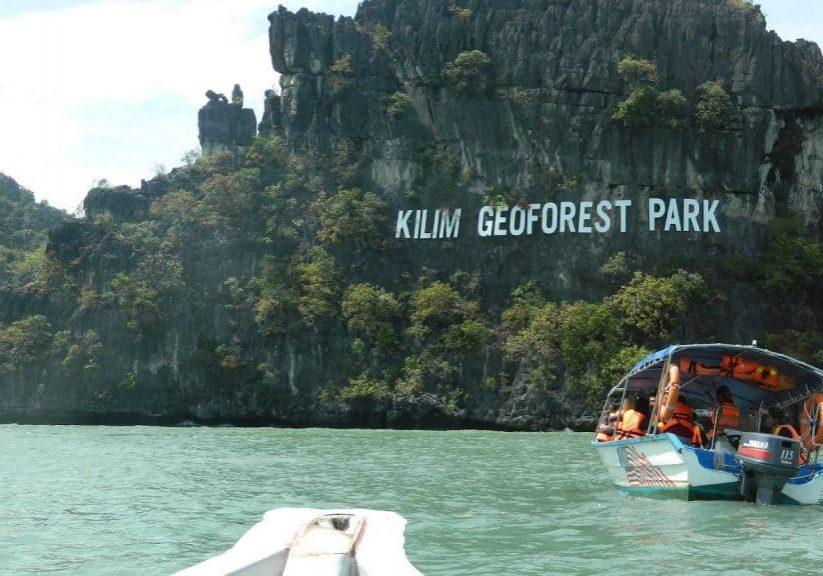 جولة المنغاروف البحرية في لنكاوي السياحة في ماليزيا